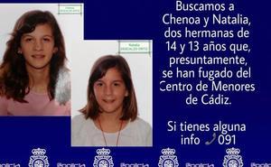 Las dos hermanas que se fugaron de un centro de menores de Cádiz regresan de la mano de un familiar