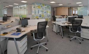 El nivel de ocupación de las oficinas del Centro y la zona financiera de Málaga alcanza ya el 90%