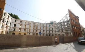 Once cofradías de Málaga capital tendrán que cambiar su recorrido por unas obras en Tejón y Rodríguez