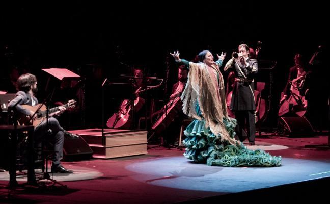 Semana Santa y flamenco se unen en el Cervantes