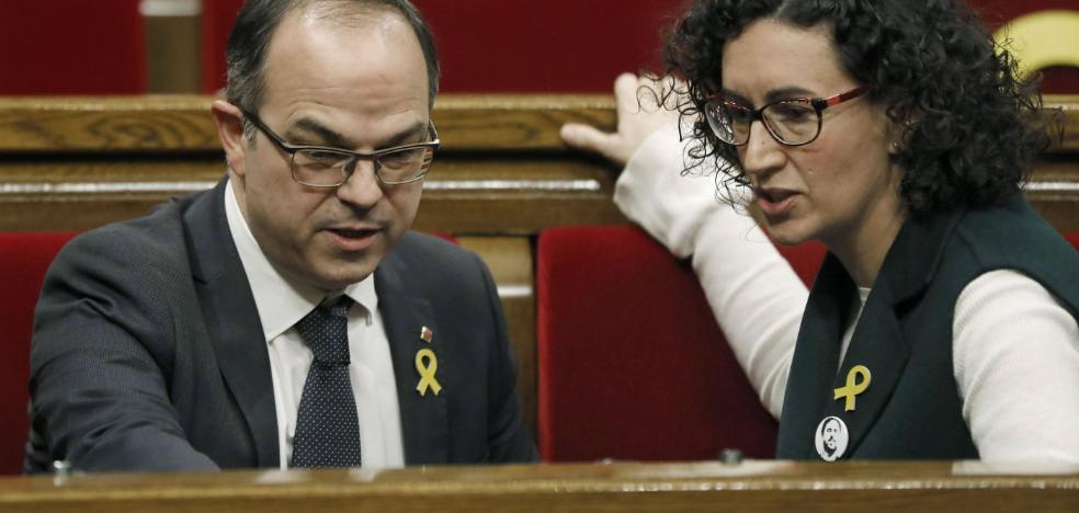 Esquerra urge a Puigdemont a proponer esta semana un candidato que sea viable