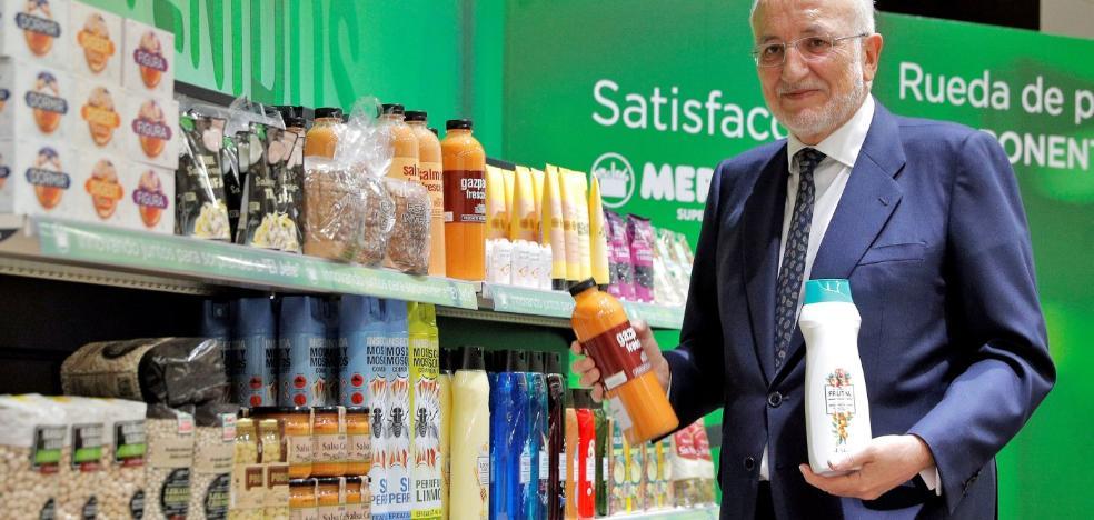 Mercadona ganó la mitad en 2017 por una inversión récord de 1.008 millones