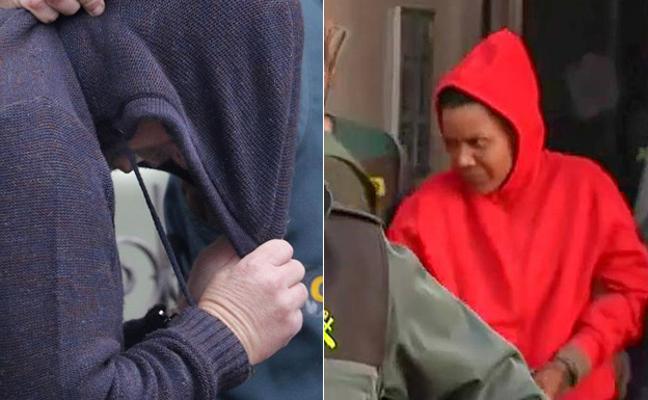 Gritos de «asesina» y un intento de agresión a Ana Julia Quezada