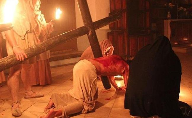 Casarabonela ultima los preparativos para su tradicional representación de La Pasión