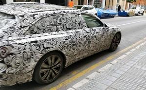 Un nuevo coche misterioso circula por las calles de Málaga