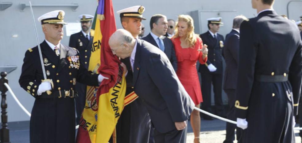Álora acogerá el Sábado Santo una jura de bandera para personal civil
