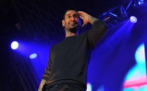 Melendi arrancará su nueva gira por España en el Starlite Marbella
