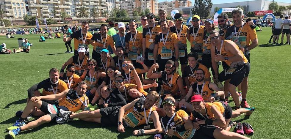 'Runners' que hacen piña