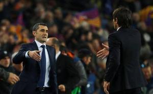 Valverde: «Estoy más aliviado que contento»