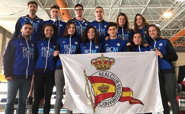 Los clubes malagueños logran 33 medallas en el Andaluz júnior