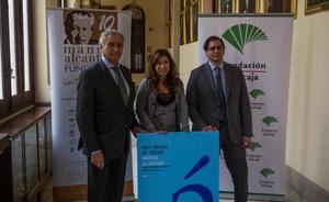 El Ayuntamiento de Málaga convoca una nueva edición del Premio de Poesía Manuel Alcántara