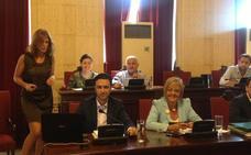 Carmen Casero vuelve al Ayuntamiento de Málaga