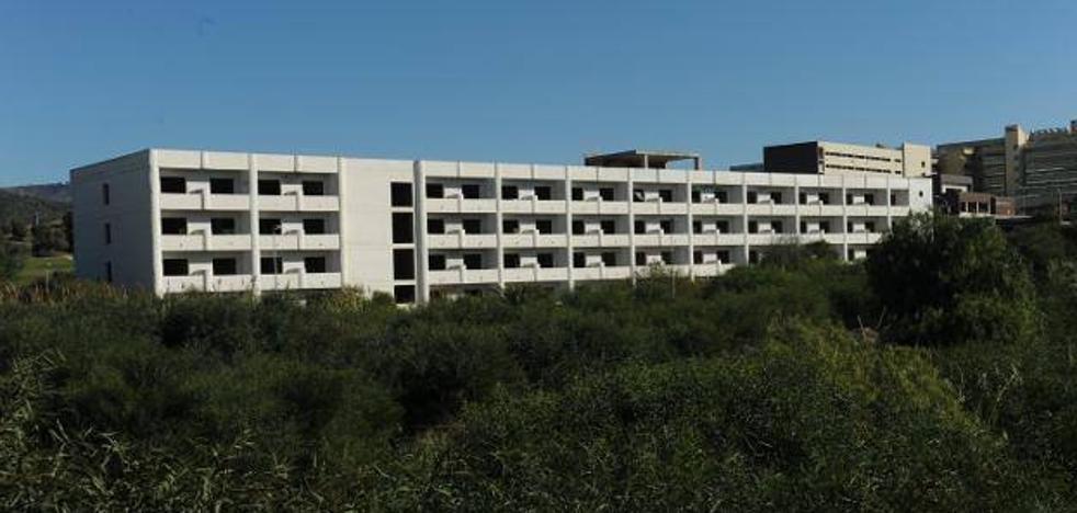 Un edificio propiedad de Roca albergará la Ciudad de la Justicia de Marbella