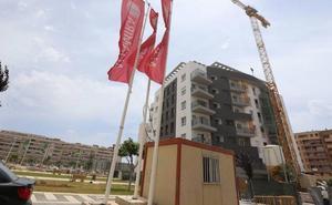 El precio medio de los nuevos pisos que se promueven en Málaga capital supera los 215.000 euros
