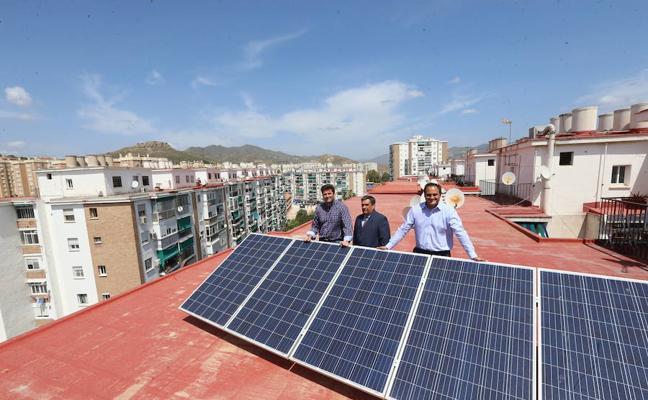 Las energías renovables resurgen en Málaga con nuevas instalaciones eólicas y de autoconsumo