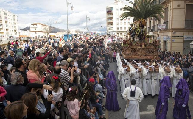 Meteorología prevé una baja probabilidad de lluvias los días fuertes de la Semana Santa en Málaga