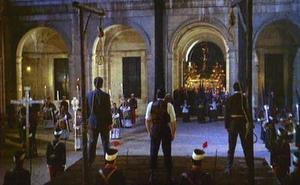 Legionarios, saetas y presos liberados: la Semana Santa de Málaga en el cine