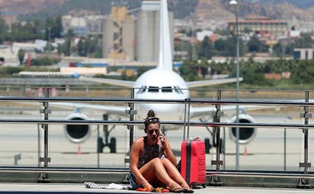 El aeropuerto de Málaga ofrecerá este verano 16,1 millones de plazas para conectar la Costa con 136 destinos del mundo