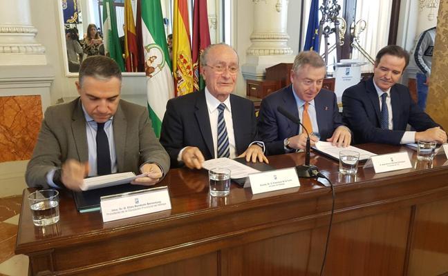 La RTVE retransmitirá las procesiones de Málaga el Jueves Santo y el Viernes Santo