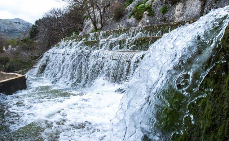 Recorrido por los enclaves de la provincia de Málaga donde nace el agua