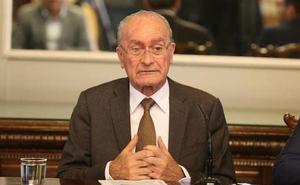 De la Torre asegura que hará «cambios mínimos» tras la marcha del concejal Julio Andrade