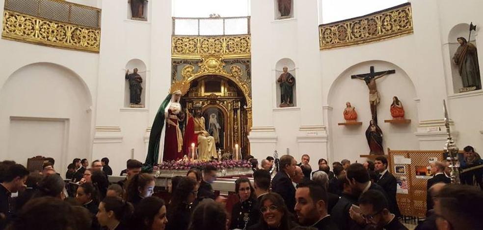 Directo | Viernes de traslados en Málaga