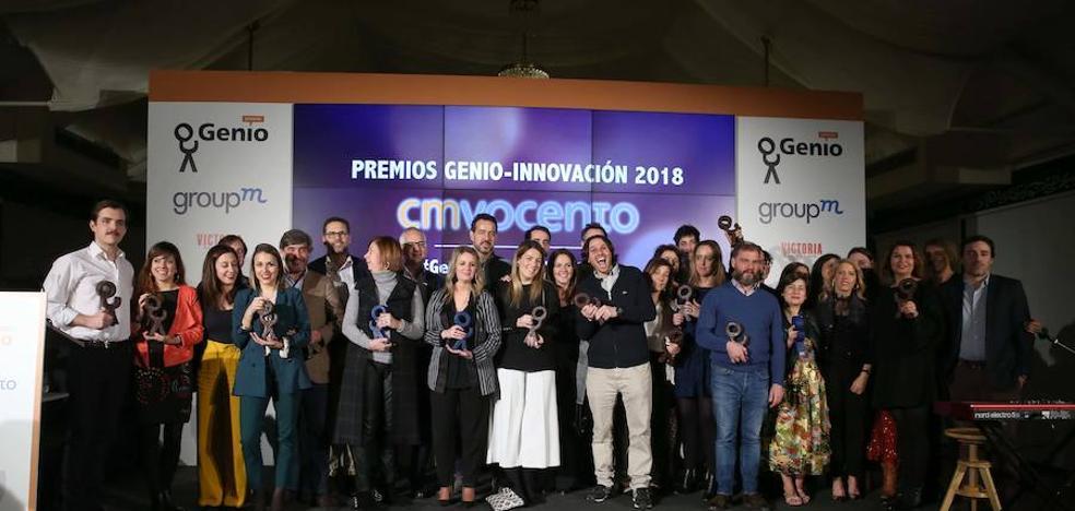Premios Genio   Las buenas ideas tienen recompensa