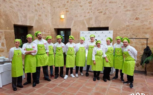 Genís Vilarmau, de la escuela de hostelería catalana de Osona gana el II Concurso 'El Aguacate en la Cocina'