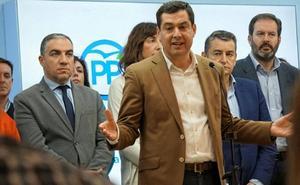 Moreno insta a Díaz a que influya para que el PSOE recapacite su oposición a la prisión permanente revisable