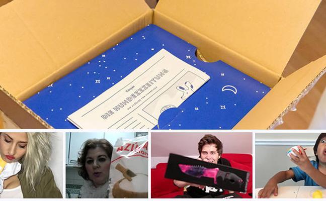 'Unboxing' o los youtubers que más éxito tienen desempaquetando cosas