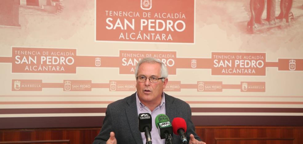 La Tenencia de San Pedro convoca la consulta sobre la peatonalización de Marqués del Duero