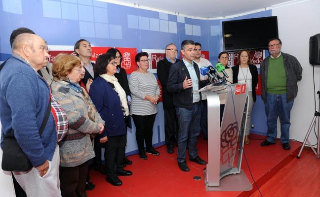El PSOE aprovecha la visita de Rajoy para repasar los «deberes» del Gobierno