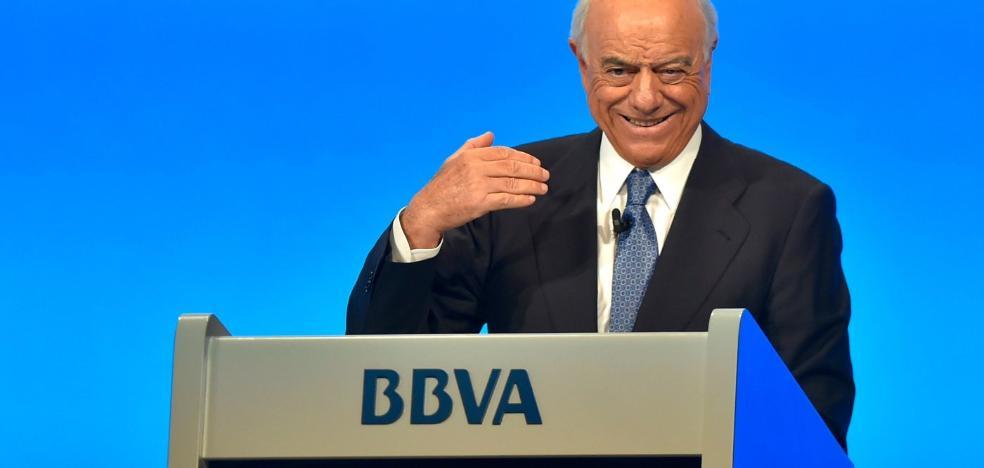 El presidente del BBVA vaticina la desaparición de muchos bancos y 'startups'