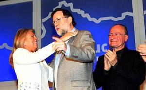 Mariano Rajoy señala a Málaga y Marbella como modelos y referentes de gestión