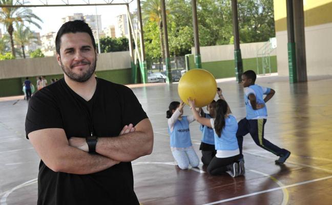 El 'baloncodo', un deporte 'made in Málaga', premio a la iniciativa innovadora