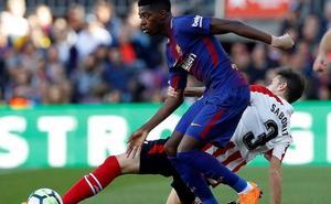 El Barcelona, más líder gracias a Alcácer y Messi