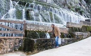 Ruta por las fuentes de los embalses de Málaga