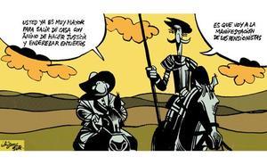 La viñetas de Idígoras (18|03|2018)