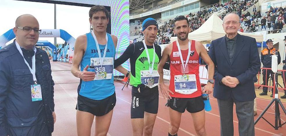 Así te hemos contado en directo la Maratón Ciudad de Málaga