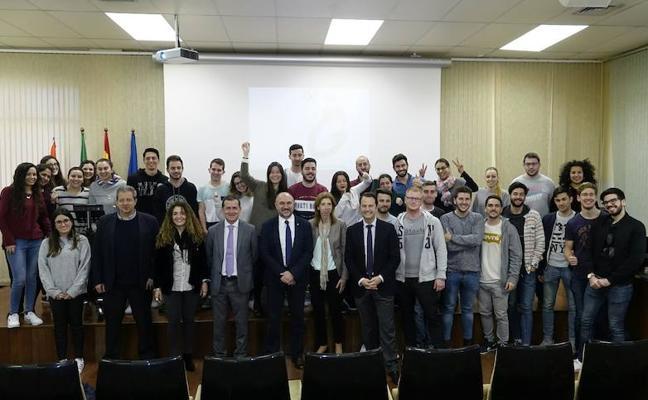 Económicas acoge el reto Gestalentum 20x10 para evaluar las competencias del alumnado