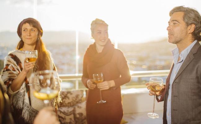 Las mejores conversaciones tienen lugar en las terrazas
