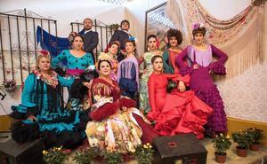 La serie 'Allí abajo' rueda en Benalmádena su cuarta temporada
