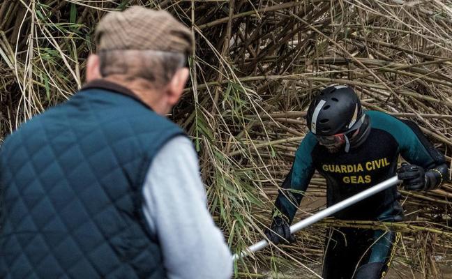 Suspendida la búsqueda del guardia civil malagueño desaparecido en Sevilla ante la intensa lluvia