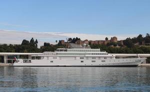 El Puerto de Málaga aprueba el concurso para una marina de megayates entre los muelles 1 y 2