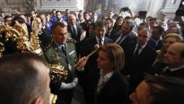 Los ministros Cospedal, Méndez de Vigo, Zoido y Catalá visitarán la Semana Santa de Málaga 2018