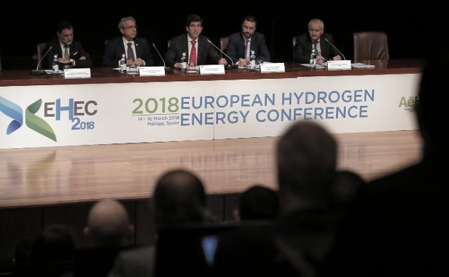 Málaga acoge el Congreso Europeo de la Energía del Hidrógeno