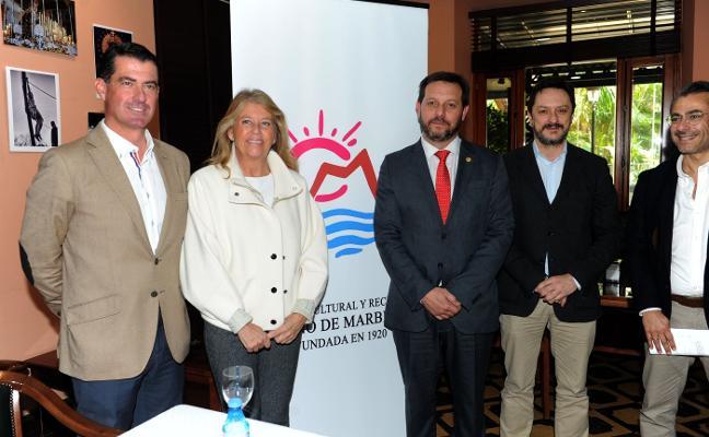 Las procesiones de Marbella se podrán seguir con una aplicación del móvil