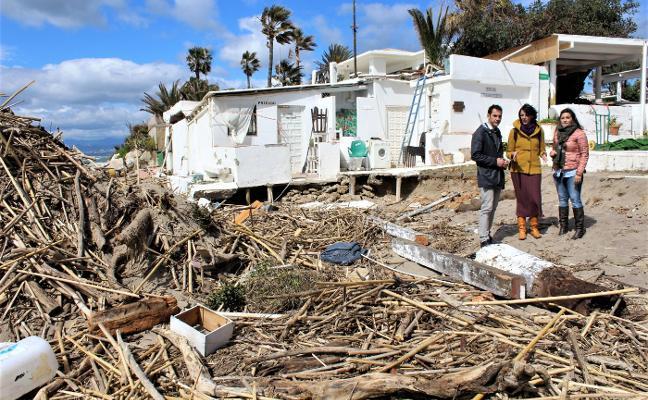 Unidos Podemos reclama un estudio para prevenir los efectos del cambio climático