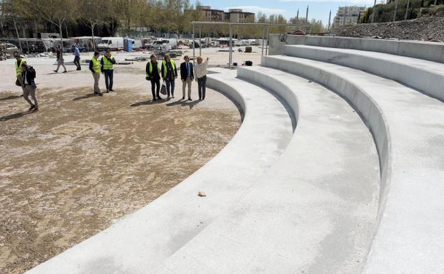 El Ayuntamiento prevé concluir en mayo las obras de Arroyo Primero