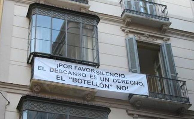El Defensor del Pueblo archiva las denuncias por ruido en la plaza Mitjana
